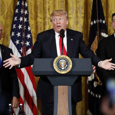 Chaos, Niveaulosigkeit, Entmachtung - Ist Trump am Ende? (Foto)