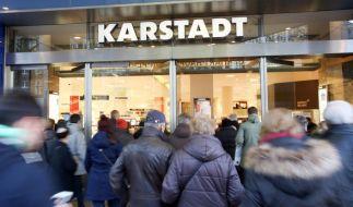 In einigen Städten können Sie auch am Sonntag einkaufen. (Foto)