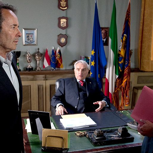 Commissario Brunetti zweifelt: War es wirklich Suizid? (Foto)