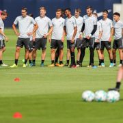 RB Leipzig verabschiedet sich mit Sieg vom Emirates Cup in London (Foto)