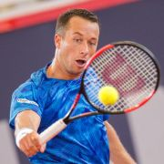 Florian Mayer unterliegt Argentinier Mayer im German Open Finale (Foto)