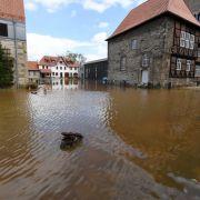 Unfassbar! CDU-Politiker verhöhnt Flut-Opfer (Foto)