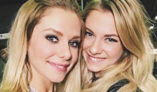Wahre Schwestern-Liebe: Cheyenne und Valentina Pahde. (Foto)