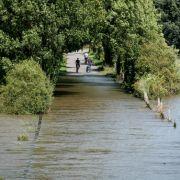 HIER drohen die nächsten Überschwemmungen (Foto)