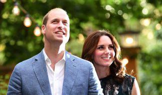 Prinz William und Kate Middleton während ihres Berlin-Besuchs. (Foto)