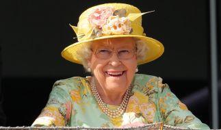 """Queen Elizabeth II. dürfte über Nudisten im Königshaus wenig """"amused"""" sein. (Foto)"""