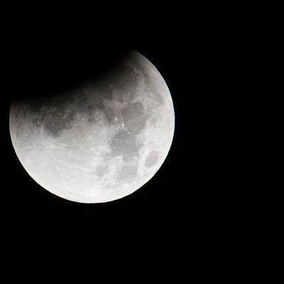 DIESE partielle Mondfinsternis dürfen Sie nicht verpassen (Foto)