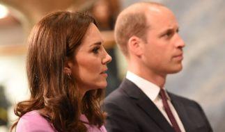 Kate Middleton und Prinz William besuchten jüngst Deutschland und weilten in Berlin, Heidelberg und Hamburg. (Foto)