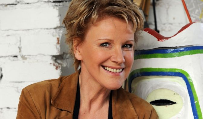 Mariele Millowitsch privat