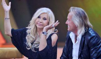 Carmen Geiss, hier an der Seite ihres Ehemannes Robert Geiss, zählt DSDS-Sängerin Aneta Sablik zu ihren besten Freundinnen. (Foto)