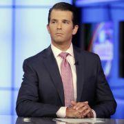 Präsident half Sohn bei Erklärung zum Russland-Treffen (Foto)