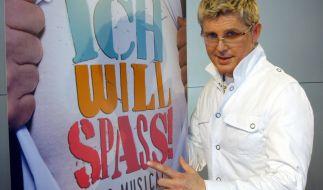 """Markus Mörl hatte mit """"Ich will Spaß"""" seinen erfolgreichsten Hit. (Foto)"""