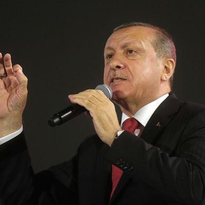 """Erdogan kann Europa in drei Tagen erobern"" (Foto)"