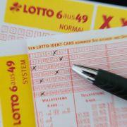 """Die """"Lotto am Mittwoch""""-Gewinnzahlen und Quoten (Foto)"""