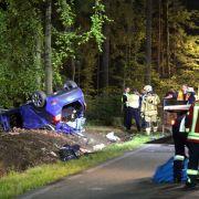 Feuerwehrmann muss eigene Tochter tot aus Autowrack bergen (Foto)