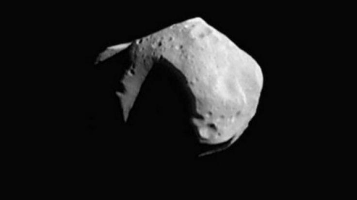 Am 12. Oktober 2017 fliegt ein Asteroid sehr knapp an der Erde vorbei.