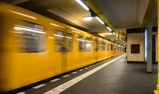 Erneut kam es auf einem Berliner U-Bahnhof zu einem brutalen Angriff. (Foto)