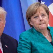 Krasse Trump-Behauptung: SO denkt die Kanzlerin über Flüchtlinge (Foto)