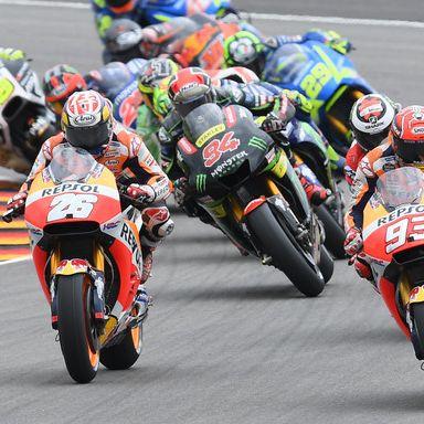 Márquez siegt - Folger wird nach Team-Fehler Zehnter (Foto)