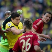 FC Bayern bezwingt den BVB im Elfmeterschießen (Foto)