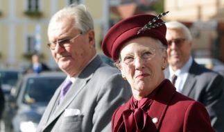 Angeblich soll es zwischen Prinz Hendrik und Königin Margrethe kriseln. (Foto)