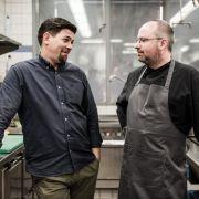 Tim Mälzer und Christian Lohse stehen auf Französisch (Foto)