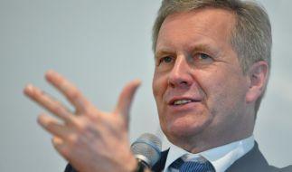 Christian Wulff sorgt für heftige Kritik. (Foto)