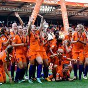 Niederlande besiegt Dänemark im packenden Finale (Foto)