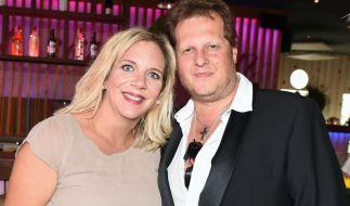 Daniela Karabas und Jens Büchner haben am 3. Juni 2017 auf Mallorca geheiratet. (Foto)