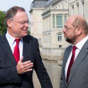 """Krise in Niedersachsen! Fährt der """"Schulz-Zug"""" aufs Abstellgleis? (Foto)"""