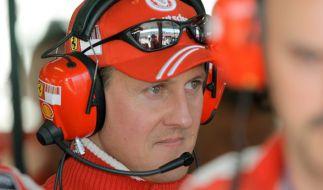Michael Schumacher ist siebenfacher Formel-1-Weltmeister. (Foto)