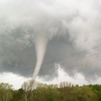 Tornado-Alarm! Hier drohen Gewitter, Hagel und Starkregen (Foto)