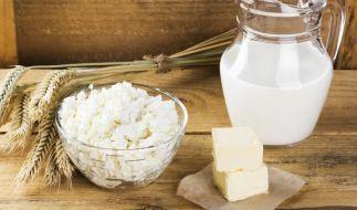 Butter und Quark machen sich nicht nur gut in der Küche, sondern auch bei Verbrennungen, oder? (Foto)