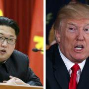 Atomares Säbelrasseln! Trump droht mit Feuer, wie es die Welt noch nicht gesehen hat (Foto)