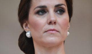 Immer wieder wird Herzogin Kate mit ihrer Schwiegermutter Lady Di verglichen. (Foto)