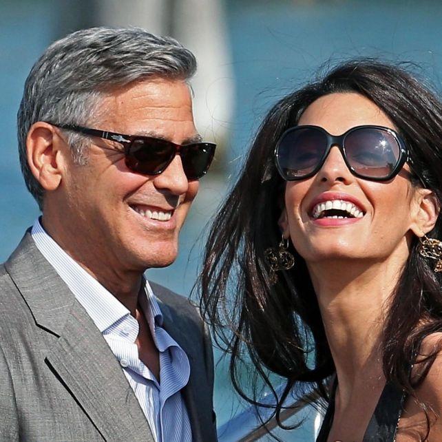 Amal Clooney erneut schwanger? Kommt jetzt das 3. Baby? (Foto)