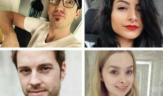 #DeineWahl: Diese vier YouTube-Stars wollen Angela Merkel auf den Zahn fühlen. (Foto)