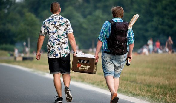 Darum sind Biertrinker im Studium erfolgreicher (Foto)
