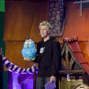 Huhn-Alarm! Grammel lässt wieder die Puppen tanzen (Foto)