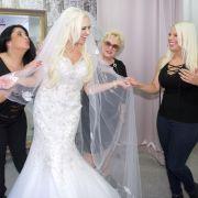 Nächste TV-Hochzeit für die Katze (Foto)