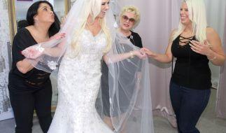 Am 4. Juni 2016 heiratete Daniela Katzenberger ihren Lucas Cordalis. (Foto)