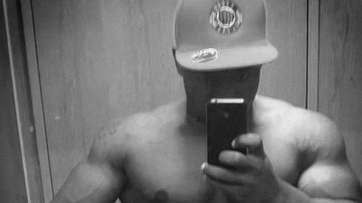 Sifiso Lungelo Thabete wurde eine grandiose Bodybuilding-Karriere vorausgesagt.