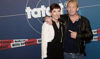 Meret Becker kommt aus einer waschechten Schauspielerfamilie - auch ihr Bruder Ben Becker (re.) ist im darstellenden Fach erfolgreich. (Foto)