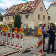 Haus explodiert! Schwerverletzte in Spezialklinik (Foto)