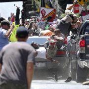 Nach Auto-Attacke: Polizei fasst Täter (20) (Foto)