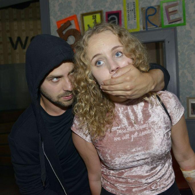 Jule in Todesangst! Muss Luise von Finckh um ihr Leben bangen? (Foto)