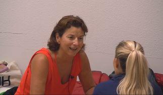 Luxuslady Claudia Obert offenbarte sich im TV-Knast. (Foto)
