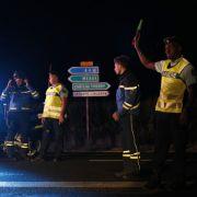 Auto rast in Pizzeria bei Paris - ein Mädchen tot, 13 Verletzte (Foto)