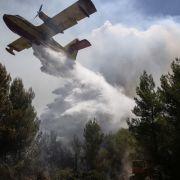 Flammenhölle in Südeuropa! Auswärtiges Amt warnt Urlauber (Foto)