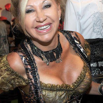 Sexy Busen-Show! Carmen Geiss zeigt sich freizügig (Foto)